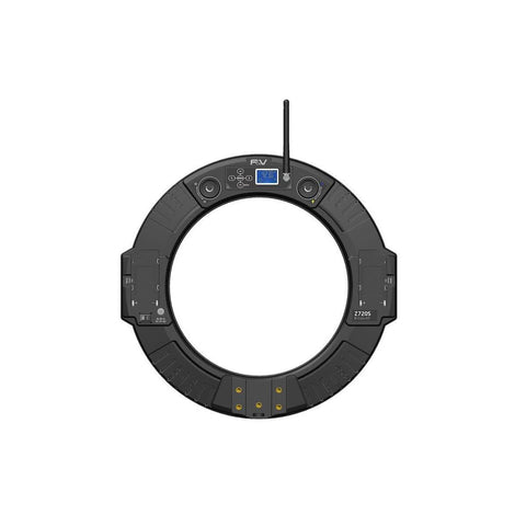 F&V R720 Lumic Daylight LED Ring Light 11815002 - Lighting-Studio - F&V Lighting USA - Helix Camera