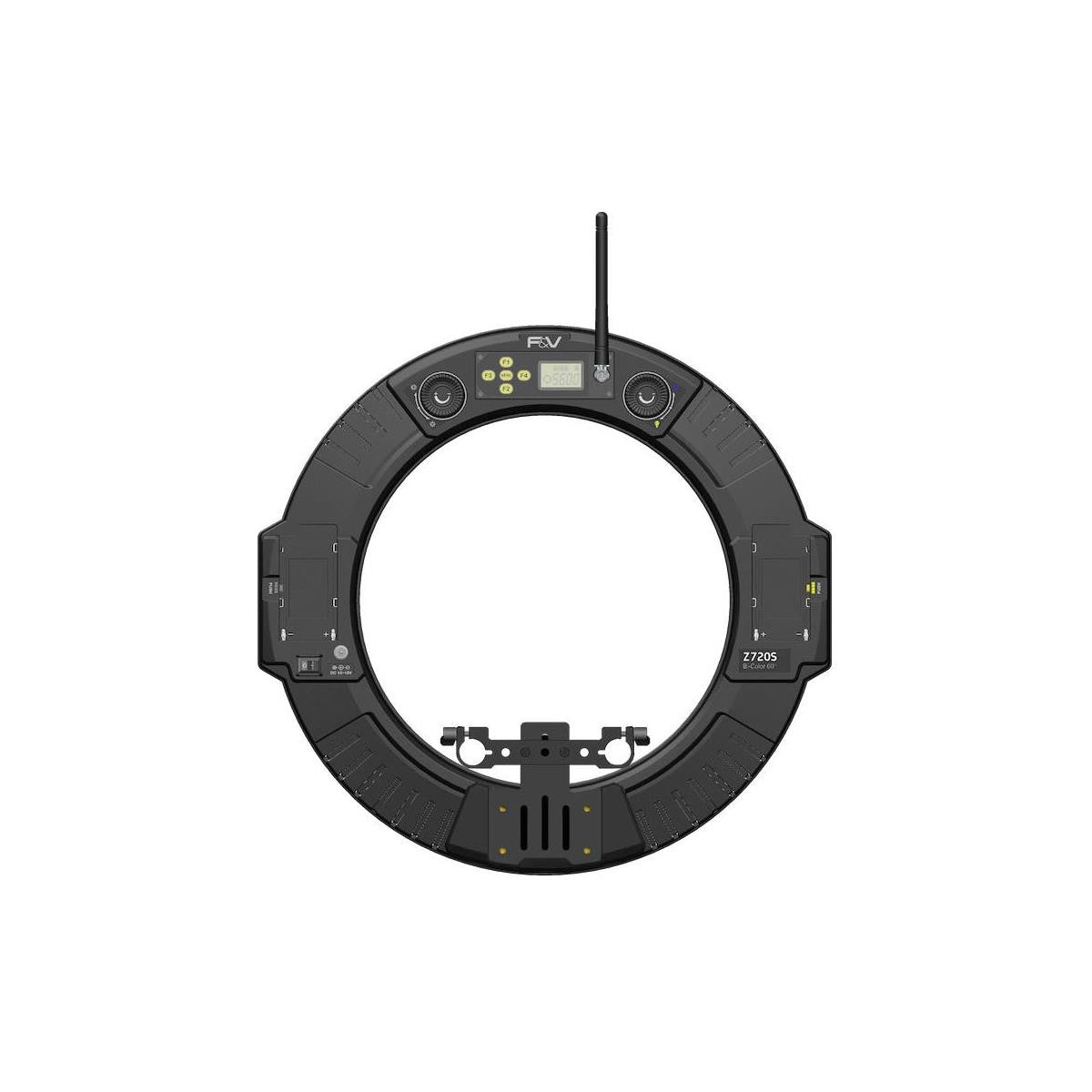 F&V R720 Lumic Daylight LED Ring Light 11815002