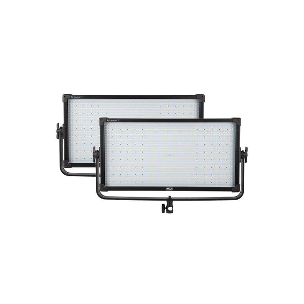 F&V Z1200S UltraColor Bi-color LED Studio Panel | 2-light Kit (Anton Bauer) 109030080231ab - Lighting-Studio - F&V Lighting USA - Helix Camera