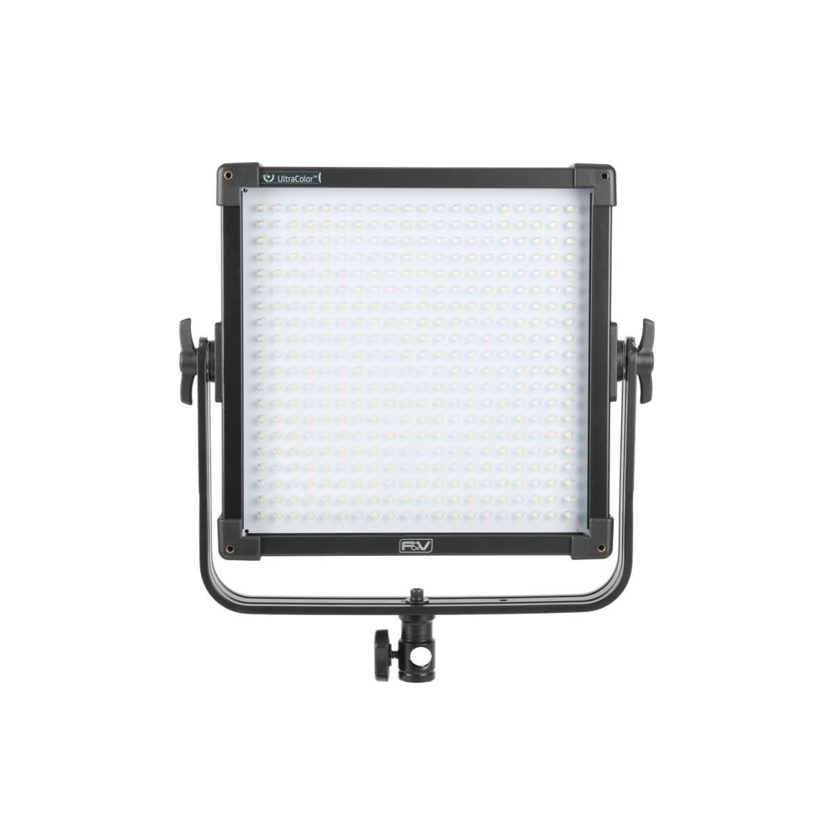 F&V Z400S UltraColor Bi-color LED Studio Panel | 3-light Kit (Anton Bauer) 109031040231ab - Lighting-Studio - F&V Lighting USA - Helix Camera