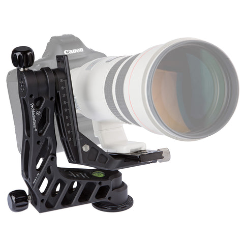 ProMediaGear Katana Junior Telephoto Lens Gimbal Head
