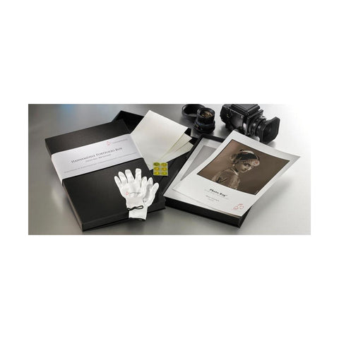 Hahnemühle Portfolio Box with Photo Rag 308 13 x 19 (Euro A+)