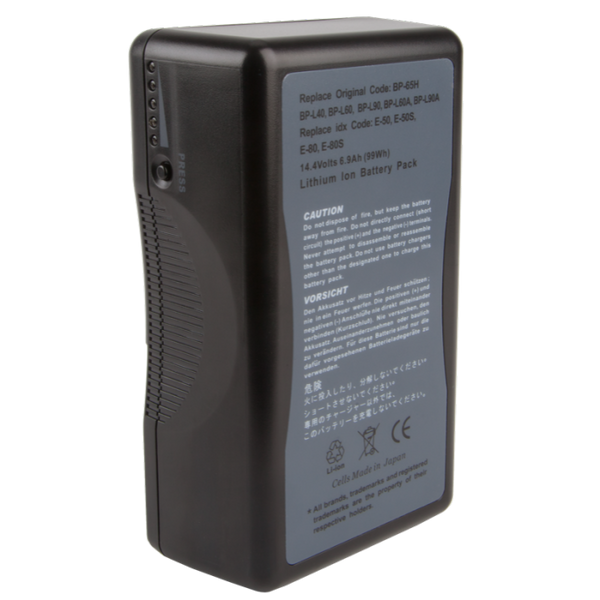 Volta V-mount Li-ion 99 Wh Battery