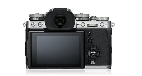 Fujifilm X-T3 Mirrorless Camera Body - Silver