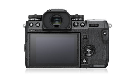 Fujifilm X-H1 Mirrorless Camera & Battery Grip Kit