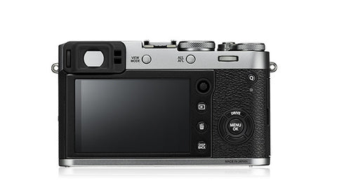 Fujifilm X100F Digital Camera (Silver) - Photo-Video - Fujifilm - Helix Camera