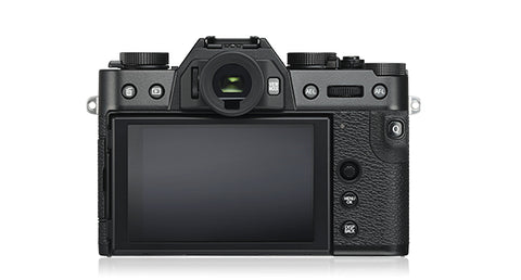 Fujifilm X-T30 Mirrorless Camera Body - Black