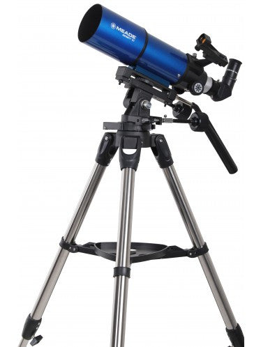 Meade Infinity 80mm Altazimuth Refractor - Telescopes - Meade - Helix Camera