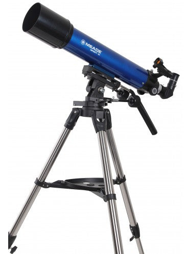 Meade Infinity 90mm Altazimuth Refractor - Telescopes - Meade - Helix Camera