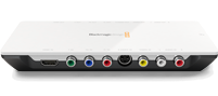 Blackmagic Intensity Shuttle for Thunderbolt™
