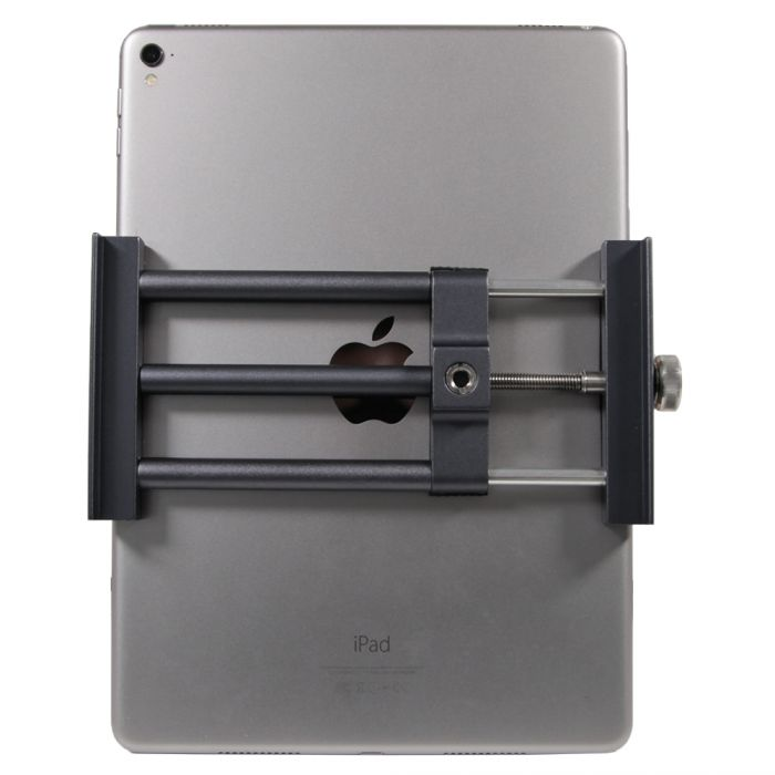 "9.Solutions Tablet Holder with 1/4"" and 3/8"" Mounts"