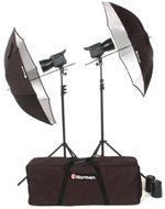 Norman KCKIT-2 Allure 2-light kit