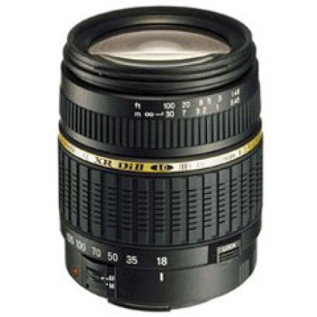 Tamron Canon 18-200mm F/3.5-6.3 XR Di-II LD Aspherical (IF) Macro w/ hood AF014C700 - Photo-Video - Tamron - Helix Camera