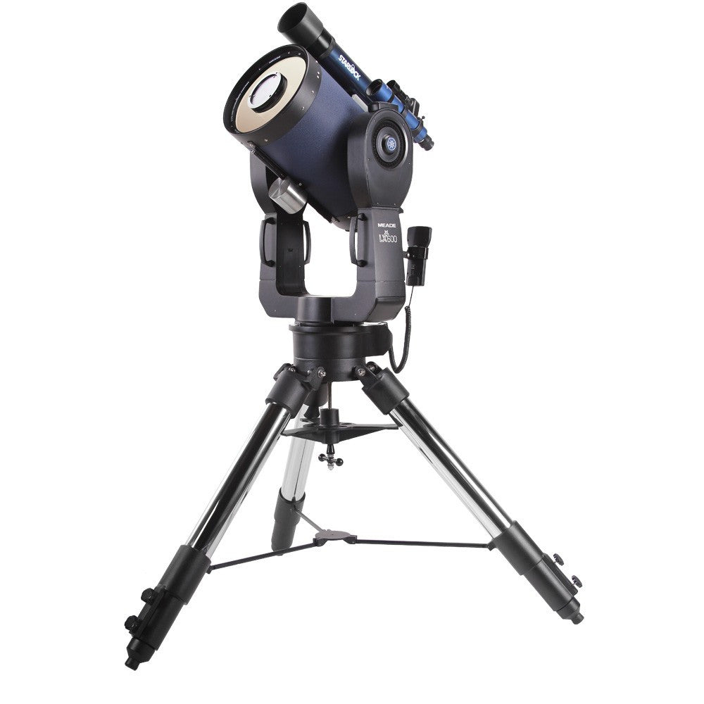 Meade LX600-ACF 10in Telescope F8 With Starlock - Telescopes - Meade - Helix Camera