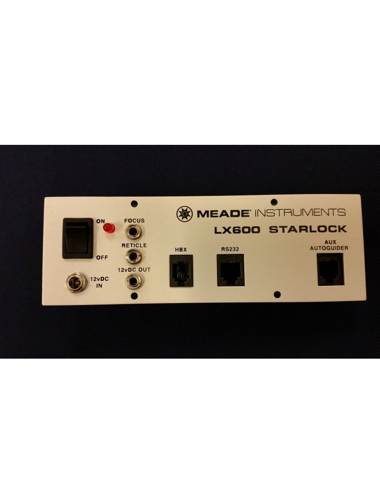 "Meade LX600 Power Panel for 10"" and 12"" Models"