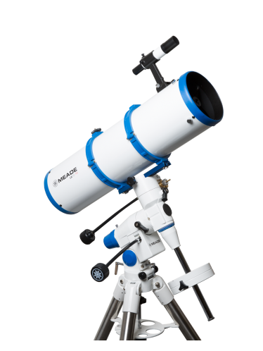"Meade LX70 R6 6"" Reflector on German Equatorial Mount 270011 - Telescopes - Meade - Helix Camera"