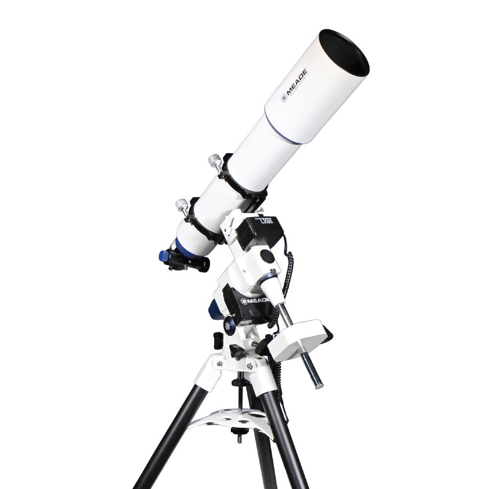 Meade LX85 Series 115mm Apochromatic Refractor Telescope