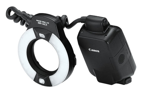 Used Canon MR-14EX Macro Ring Lite