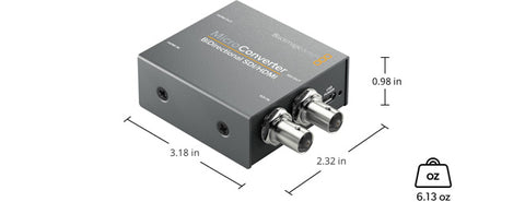 Blackmagic Micro Converter BiDirectional SDI/HDMI wPSU