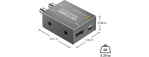 Blackmagic Micro Converter HDMI to SDI