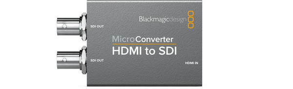Blackmagic Micro Converter HDMI to SDI wPSU