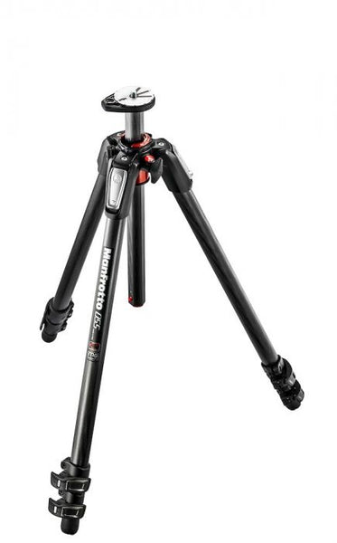Manfrotto 055 Carbon Fiber 3-Section Tripod w/Column