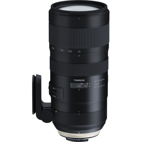 Tamron SP 70-200mm F/2.8 Di VC USD G2 - Canon EF