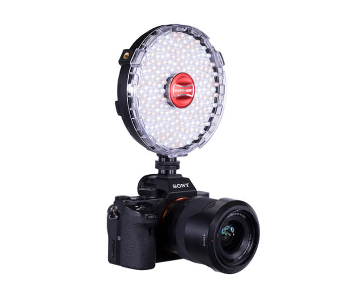 Rotolight NEO 2 Grip and Filter Bundle