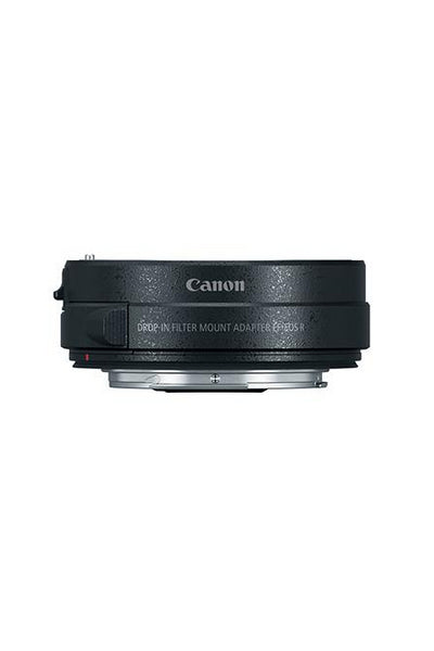 Canon Drop-In Filter Mount Adapter EF-EOS R with Circular Polarizing Filter