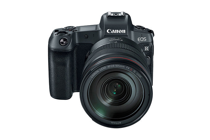 Canon EOS R Mirrorless with RF 24-105 IS USM