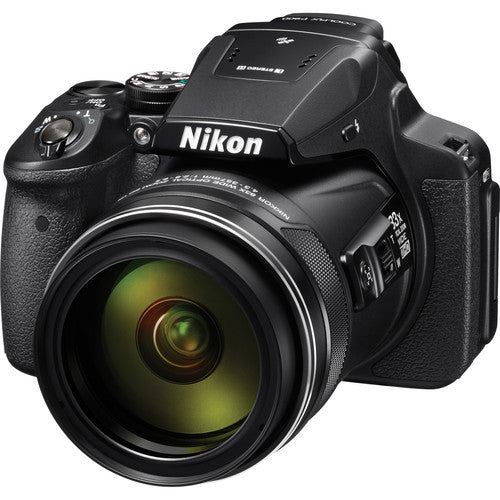 NIKON COOLPIX P900 BLACK - Photo-Video - Nikon - Helix Camera