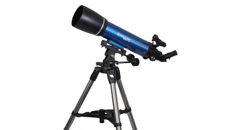 Meade Infinity 102mm Altazimuth Refractor - Telescopes - Meade - Helix Camera