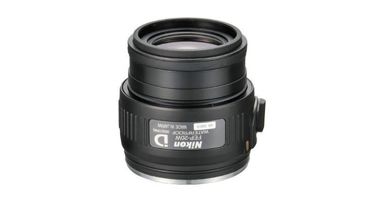Nikon 20X Wide Edg Fieldscope Eyepiece 8294 - Photo-Video - Nikon - Helix Camera