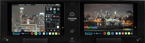Atomos Shogun Studio - Recorder - Monitor - Rack