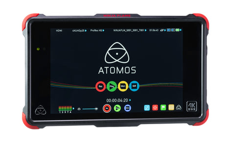 Atomos Ninja Flame - 4Kp30 Production Monitor - Recorder