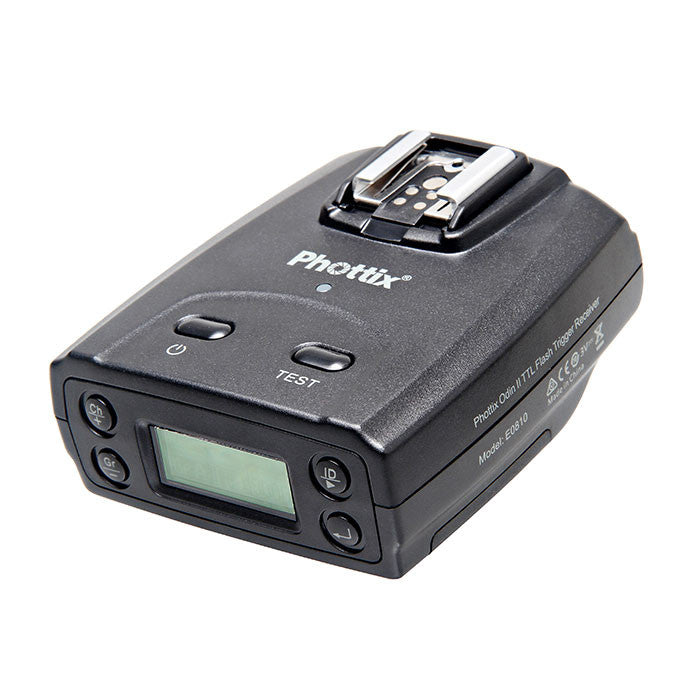 Phottix Odin II TTL Flash Trigger Receiver for Nikon PH89067 - Photo-Video - Phottix - Helix Camera