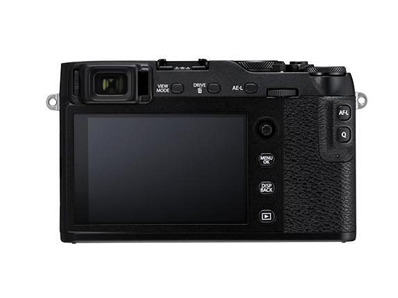 Fujifilm X-E3 Mirrorless Camera Body - Black