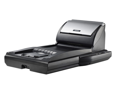 Plustek SmartOffice PL2550 25PPM ADF plus flatbed document scanner (PLS-783064414685) - Print-Scan-Present - Plustek - Helix Camera