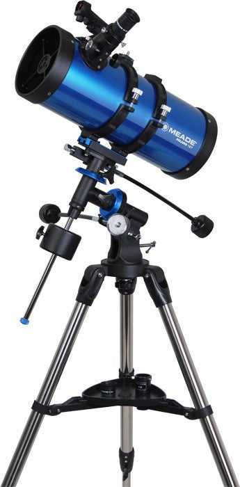 Meade Polaris 127mm German Equatorial Reflector - Telescopes - Meade - Helix Camera