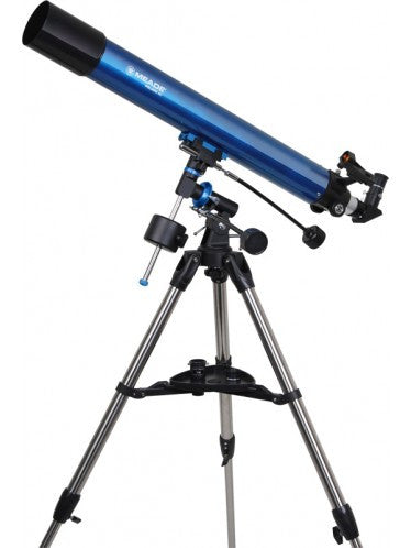Polaris 80mm German Equatorial Refractor - Telescopes - Meade - Helix Camera