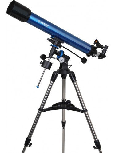 Polaris 90mm German Equatorial Refractor - Telescopes - Meade - Helix Camera