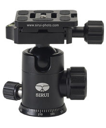 Sirui G-10KX Arca-Swiss Compatible Ball Head