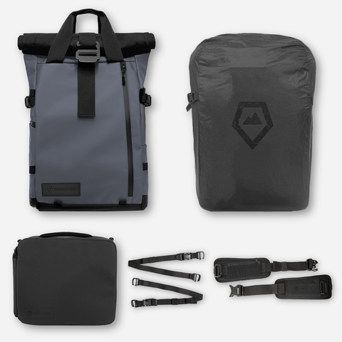 WANDRD PRVKE 21 Photo Bundle Backpack V2 - Blue