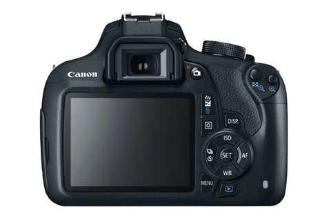 Used Canon EOS Rebel T5 with 18-55mm Lens
