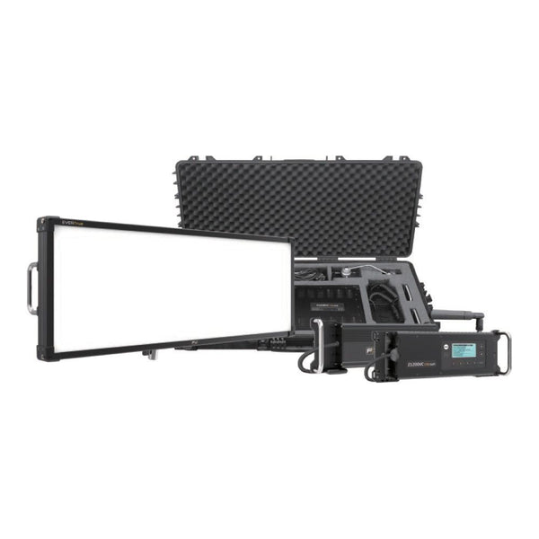 F&V Z1200VC CTD-SOFT 1X3 LED PANEL LIGHT RENTAL KIT 18030313