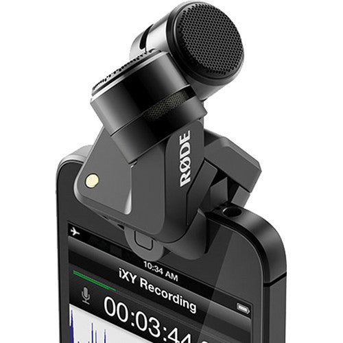 RODE iXY Stereo Microphone (Lightning Connector) - Audio - RØDE - Helix Camera