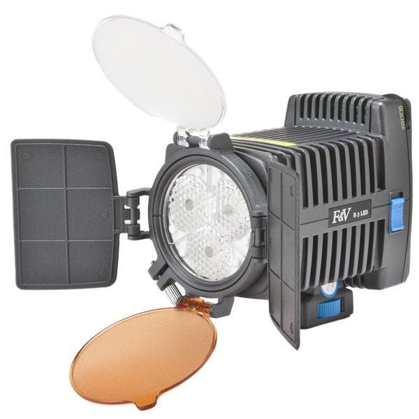 R-3 Digital LED Video Light # 323005 - NEW - Lighting-Studio - F&V Lighting USA - Helix Camera