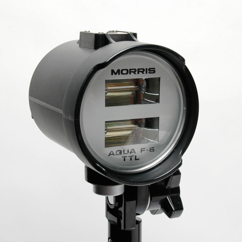 Morris Aquaflash F-6TTL for Nikonos IV and V - Replaces SB-102, 103, 105