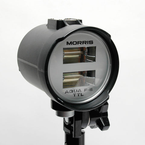 Morris Aquaflash F-6TTL for Nikonos IV and V - Replaces SB-102, 103, 105 - Underwater - Morris - Helix Camera