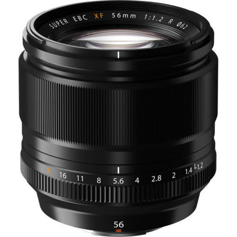 Fujinon XF 56mm F/1.2 R Lens - Photo-Video - Fujifilm - Helix Camera